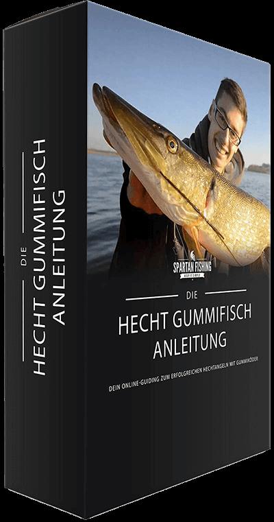 hecht gummifisch anleitung