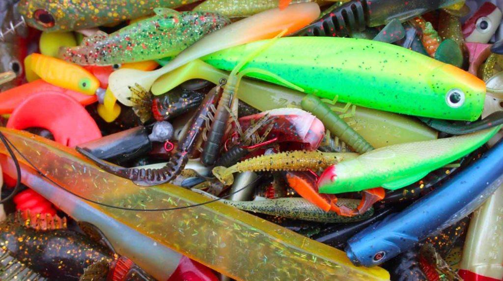 zanderangeln gummifisch