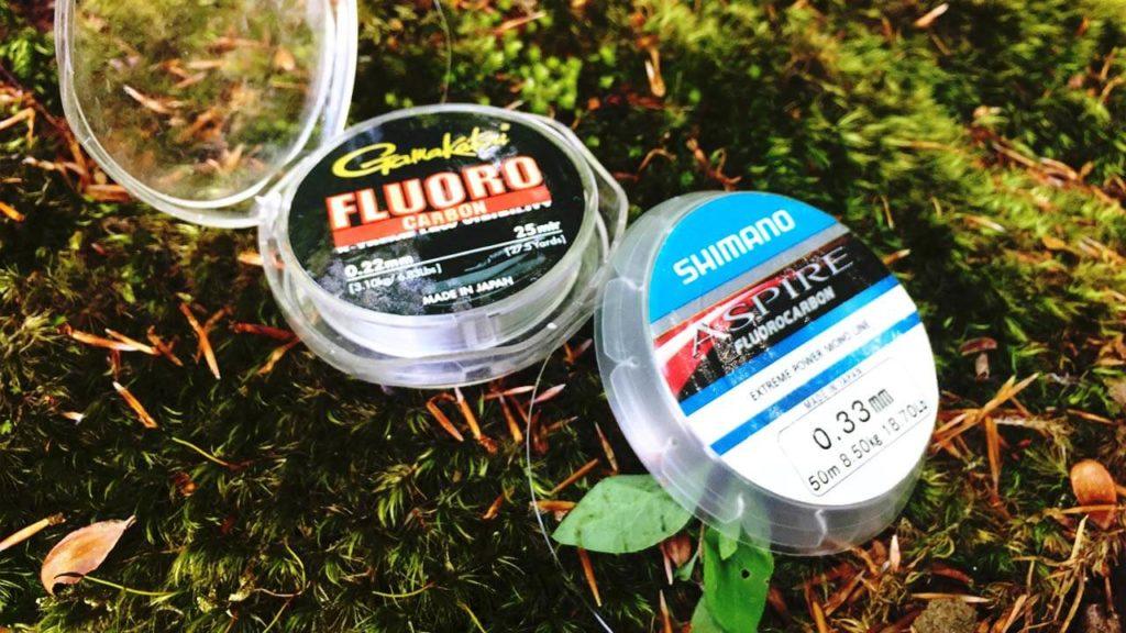 Fluorocarbon für Drop Shot