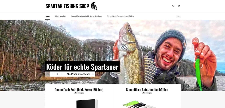 Spartan Fishing Shop