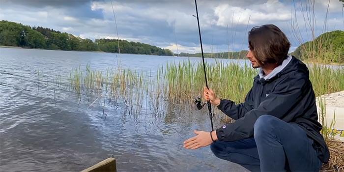 Fische richtig Landen